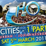 "News: 5FM, Smirnoff and H2O treat local partygoers to first-ever live, interactive ""City to City"" dance experience!"