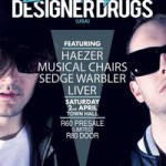 News: Discotheque presents Designer Drugs (USA)