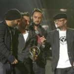 News: Hungarian group COMPACT DISCO win Electronic Album of the Year for Stereoid at Fonogram Awards 2011.