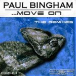 """News: Awesome remix package of Paul Bingham's """"Move On"""" now available…"""