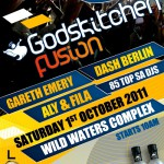 H2O GODSKITCHEN FUSION – SATURDAY 1 OCTOBER 2011