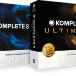 NATIVE INSTRUMENTS KOMPLETE 8 IN SA!