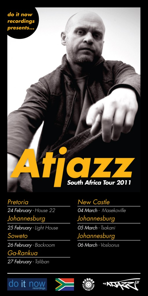 AtJazz South Africa Tour