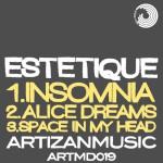 EP Review: Estetique –  Alice Dreams
