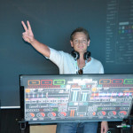 Beatport Emulator Winner Accepts Prize at PLASA Show 2011