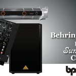 Behringer South Africa presents the Summer of Sound Competition