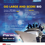 DURBAN ROCK THE BOAT – VIP EXPERIENCE