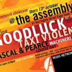 Music Network launches Thursday 13th October at The Assembly in Cape Town, then to TANZ Café in Johannesburg