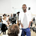 Black Coffee hits get the Orchestral Treatment