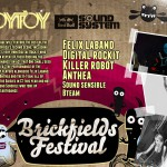 Brickfields Festival Unveils Line-Up