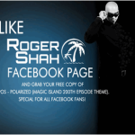 Roger Shah Gives Free Track To Fans!
