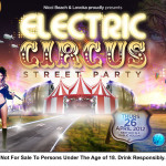 Nicci Beach & Lovoka present ELECTRIC CIRCUS Street Party!