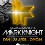 Toolroom Knights in association with Lovoka present Mark Knight in South Africa this April!