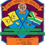 The PARTYHARDERS (Belgium) South African Tour 2012 Ft. Highbloo