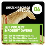 New Release: Jet Project Ft. Robert Owens – Say The Word