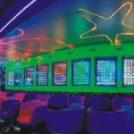 The brand new Avastar Nightclub in Rivonia