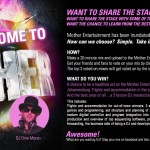 Be a part of the MOTHER RETURNS DJ Search