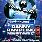 Internationally Revered DJ Danny Rampling comes to SA for THERAPY!