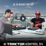 Watch DJ Zo rock the S4 and get yours on special