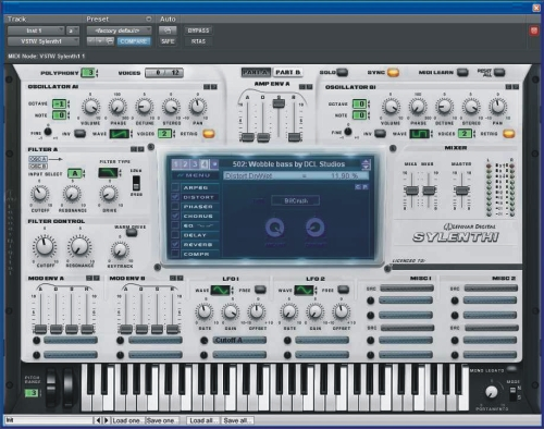 How to get that fat Dubstep wobble bass - Modulating the sound with the LFO