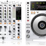 Pioneer's CDJ-850 and DJM-850 now available in pearl white