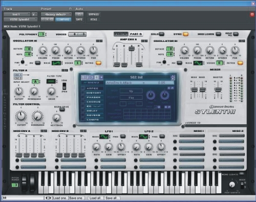 How to get that fat Dubstep wobble bass - Setting the Oscillators