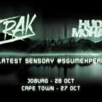 #5GumExperience presents A-trak and HudMo