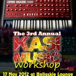 The 3rd Annual Kasi Music Workshop