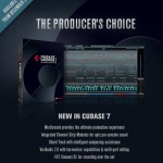 Coming soon – Cubase 7 The Producer's Choice
