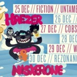 HOLY COAST TOUR 2012 with HAEZER AND NISKERONE