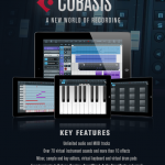 Cubasis for iPad available now