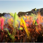 HOLI ONE Colour Festival launches in South Africa in March 2013