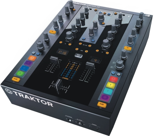 Native Instruments Kontrol Z2 2+2 CHANNEL CONTROL MIXER