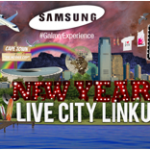 NEW YEAR'S EVE LIVE CITY LINKUP