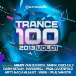 OUT SOON! Trance 100 2013 Volume 1