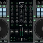 Gemini announces the G4V 4-channel Virtual DJ controller