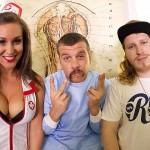 Jack Parow & PHFat presents a ganster music video