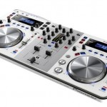 Pioneer's XDJ-AERO available in pearl white