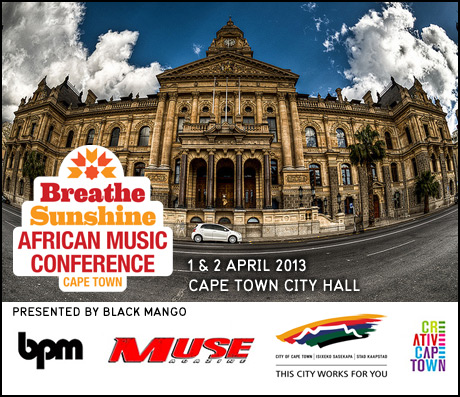 Local Music Industry - Breathe Sunshine African Music Conference