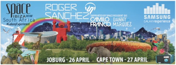 Space Ibiza comes to South Africa