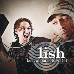 Lish - Best of our Sets Vol. 8 - Iboga Records