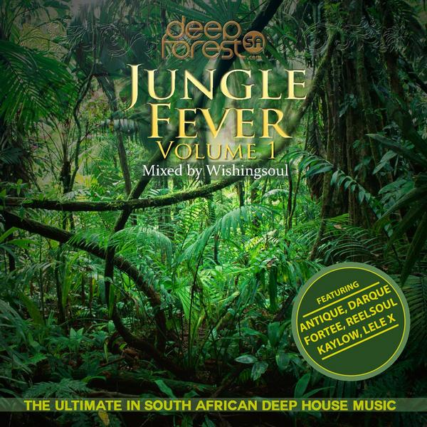 Jungle fever vol 1 mixed by wishingsoul bpm mag for Jungle house music