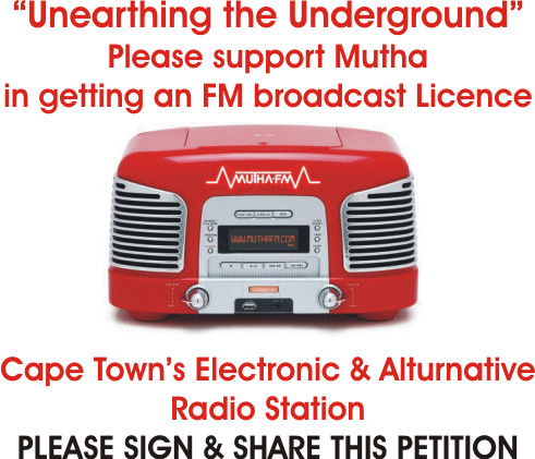 Music News - MUTHA FM: Broadcast License Petition