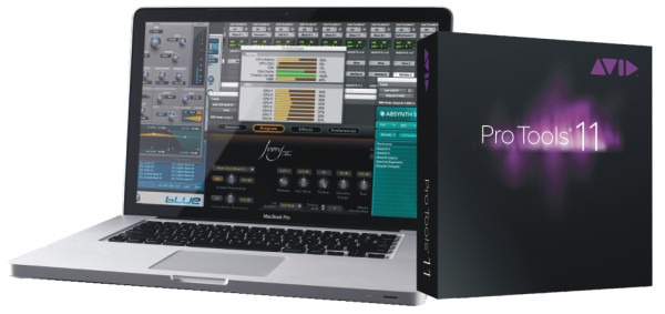 Gear & Industry News - Avid Pro Tools 11 Sets New Standard for Audio Production