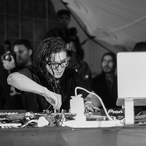 Bridges For Music at Sónar+D - Skrillex