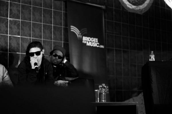 Richie Hawtin, Skrillex and Luciano join Bridges For Music at Sónar+D