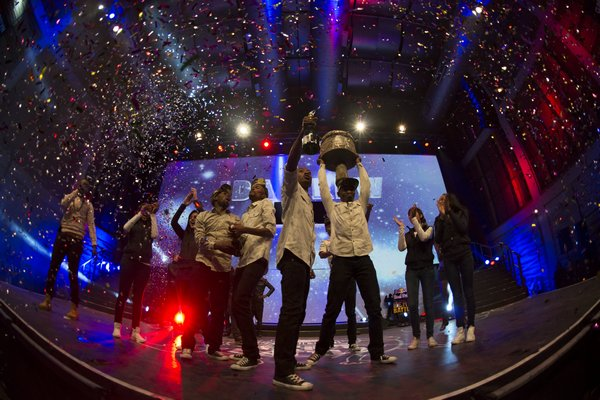 Red Bull Beat Battle crown goes to I.D.A