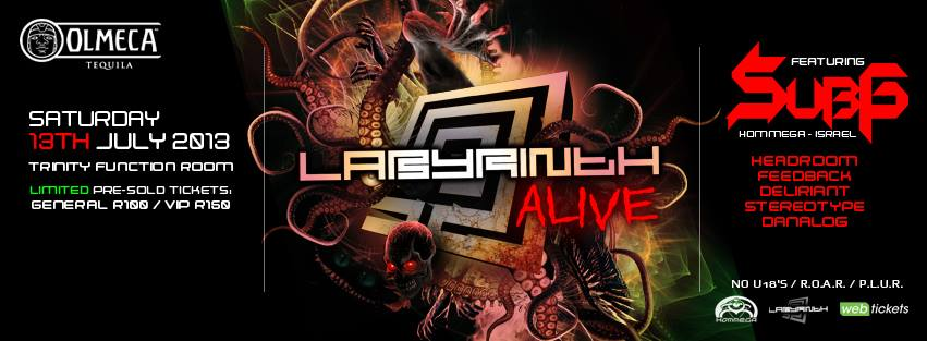 Labyrinth Alive featuring Sub6