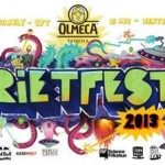 OLMECA TEQUILA PRESENTS GRIETFEST 2013