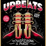 It Came From The Jungle to present The Upbeats (NZ) & Niskerone
